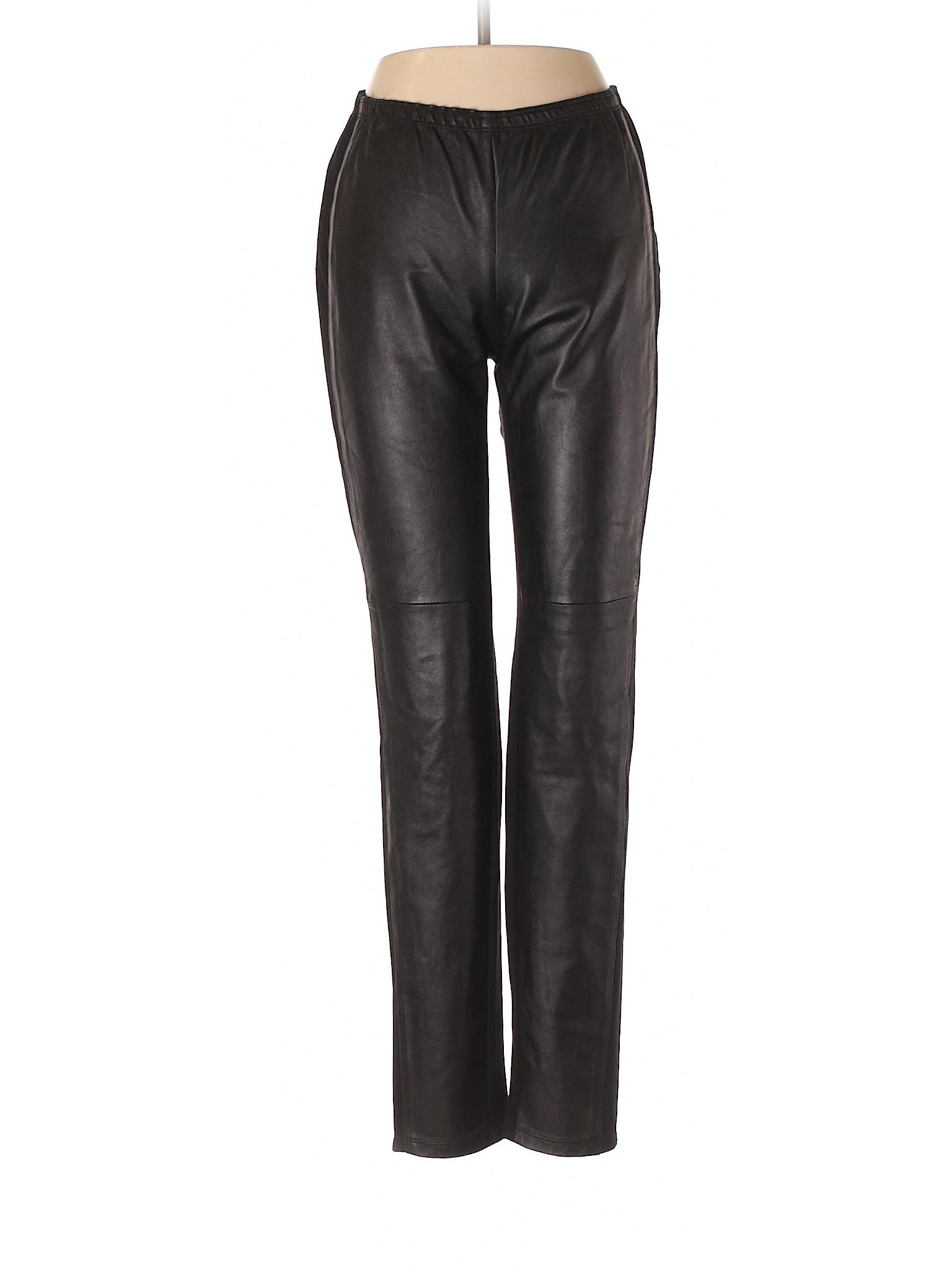 Rezrekshn winter Esther Chen by Leisure Leather Pants zRwqpH5d