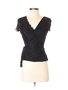 Bisou Bisou Short Sleeve Top Size S