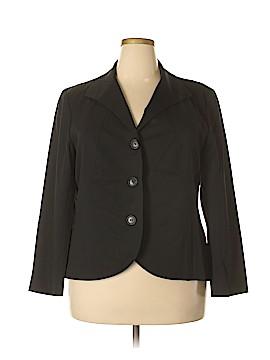 Lafayette 148 New York Wool Blazer Size 18 (Plus)