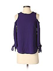 Moa Moa Women 3/4 Sleeve Blouse Size S