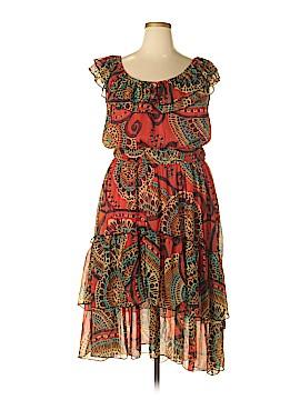 Madison Casual Dress Size 3X (Plus)