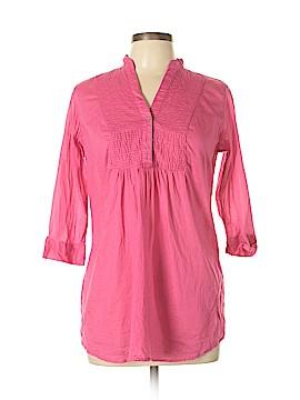 Zara TRF 3/4 Sleeve Blouse Size L