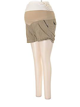Oh Baby By Motherhood Khaki Shorts Size M (Maternity)