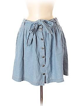 Mimi Chica Denim Skirt Size M