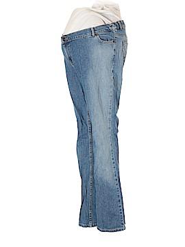 Liz Lange Maternity for Target Jeans Size 4 (Maternity)