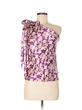 Jill Stuart Sleeveless Silk Top Size M