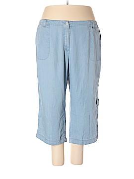Villager Sport by Liz Claiborne Cargo Pants Size 22w (Plus)