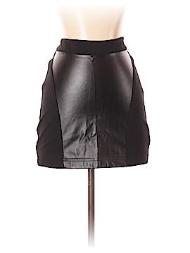 Guess Leather Skirt 27 Waist