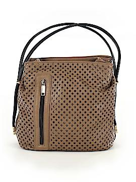 Samoe Style Leather Bucket Bag One Size