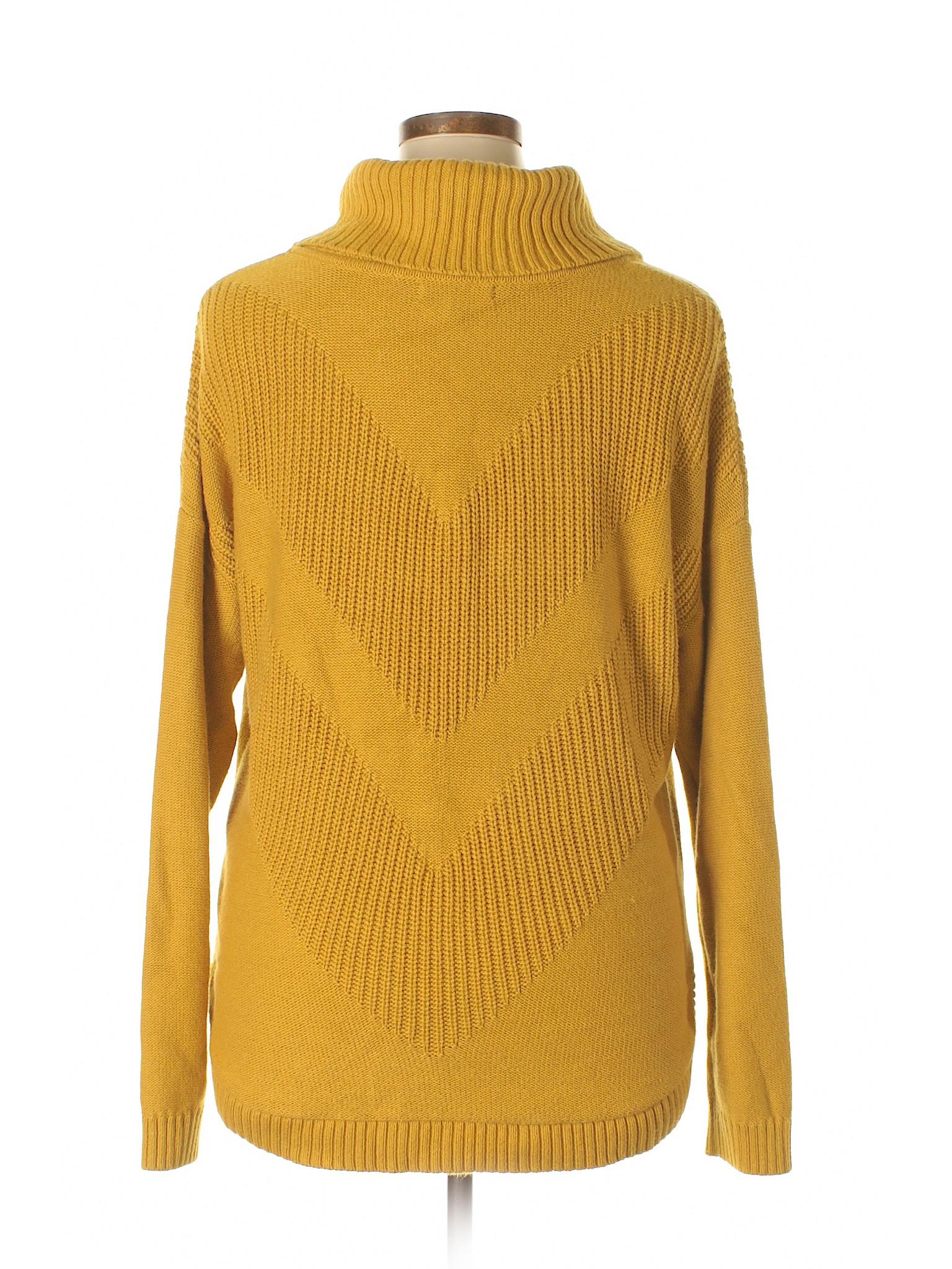 Republic Boutique Sweater winter Banana Turtleneck wfYPZaxpPq