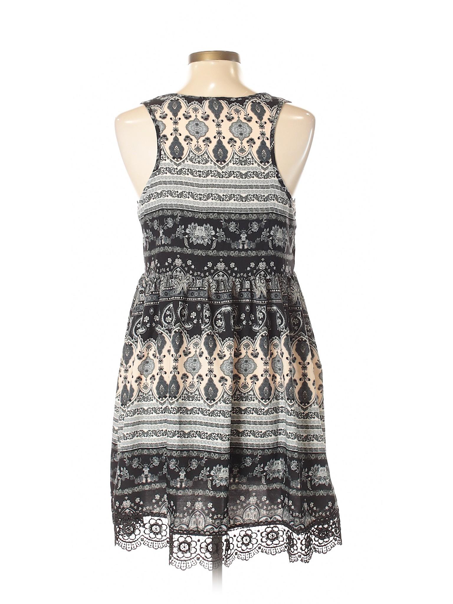 Hearts winter Boutique Casual Dress LA v4wqHw7