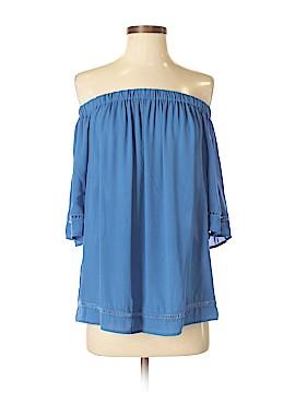 Octavia Short Sleeve Blouse Size S