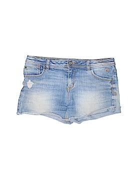 Justice Denim Shorts Size 141/2