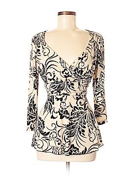 J.t.b. 3/4 Sleeve Blouse Size L
