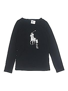 Ralph Lauren Long Sleeve T-Shirt Size 16