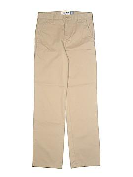 Old Navy Khakis Size 12 (Slim)