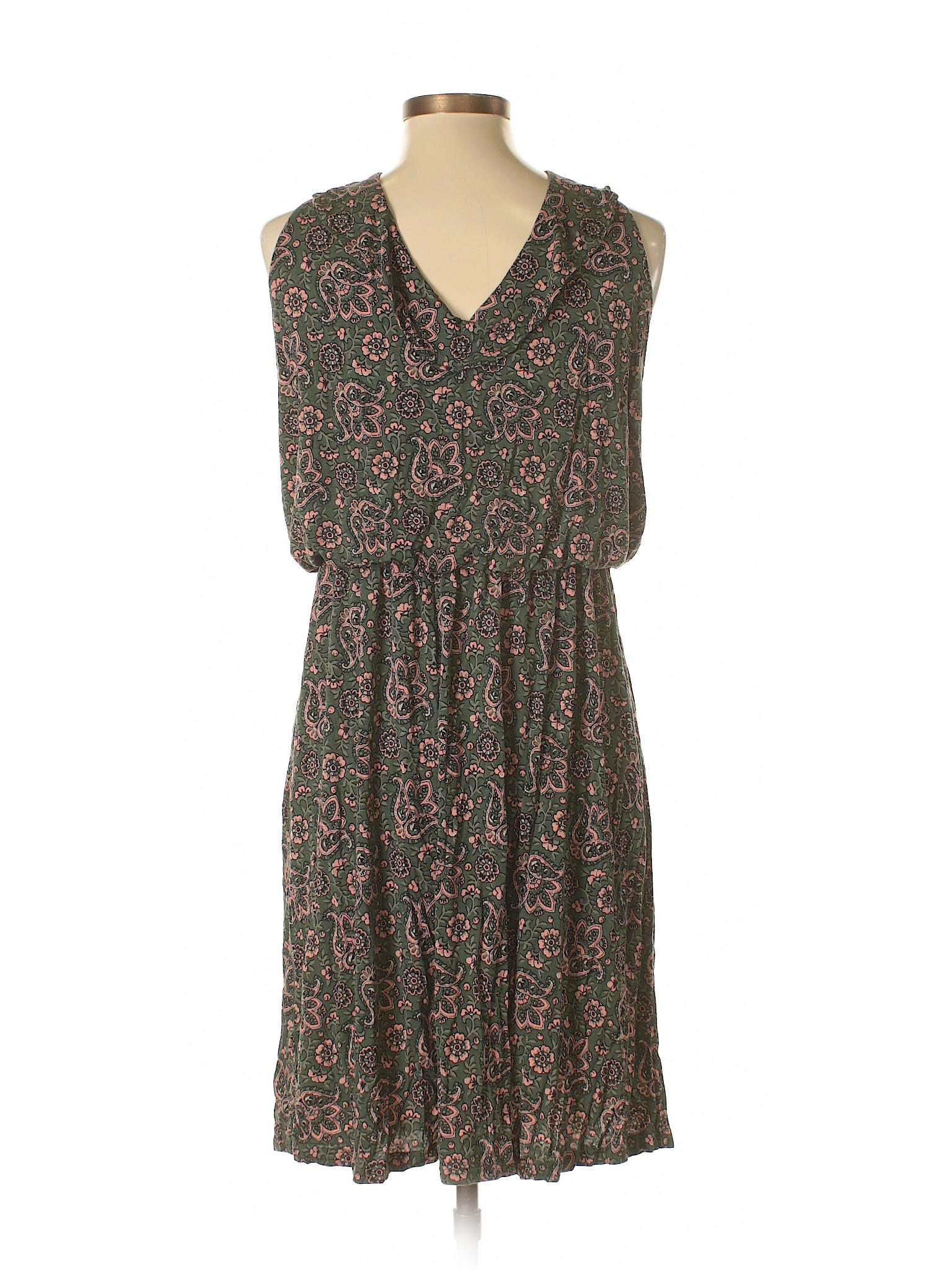Ann winter Casual Dress Taylor Boutique LOFT w6xa7q05Tx