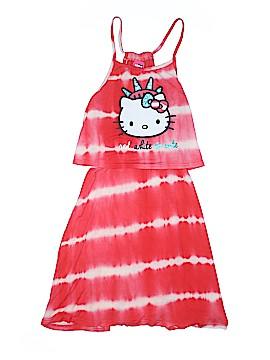 Hello Kitty Dress Size X-Large (Youth)