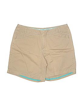 Venezia Khaki Shorts Size 16 (Plus)