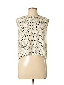 Jenni Kayne Sleeveless Silk Top Size L