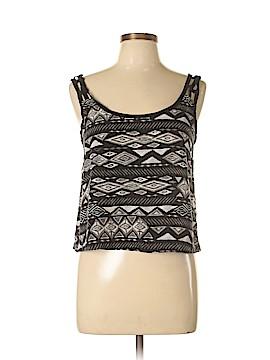 Material Girl Sleeveless Blouse Size L