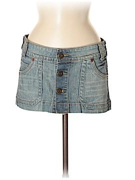 Urban Behavior Denim Skirt Size M