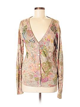 Soft Surroundings Silk Cardigan Size M