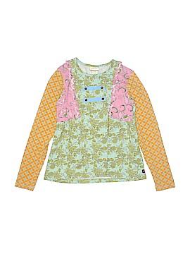 Matilda Jane Long Sleeve Top Size 12