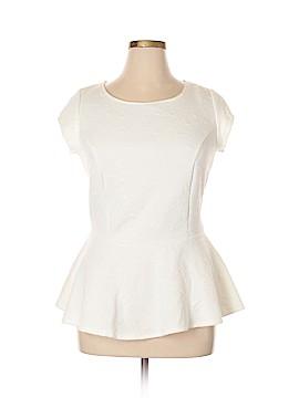 Ashley Stewart Short Sleeve Top Size 14