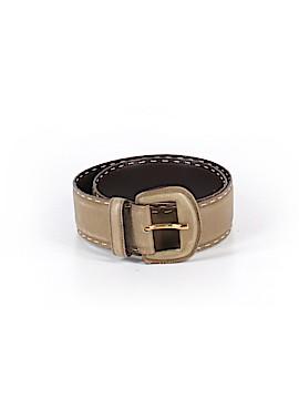 Max Mara Leather Belt Size L