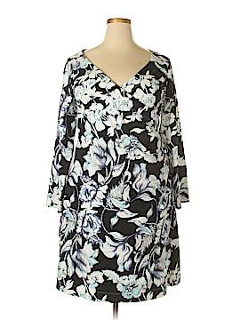 Soft Surroundings Casual Dress Size 3X (Plus)