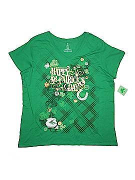 Target Short Sleeve T-Shirt Size 3X (Plus)
