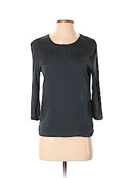 Maison Scotch Long Sleeve Blouse Size Sm (1)