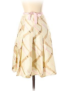 Gap Silk Skirt Size 6