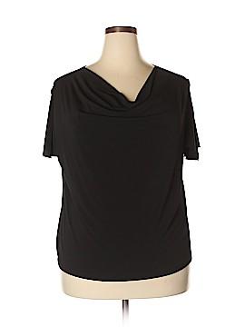 JKLA Short Sleeve Top Size 3X (Plus)