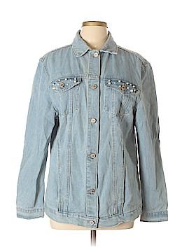 Boom Boom Jeans Denim Jacket Size L