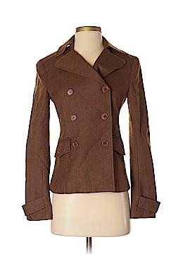 Theory Wool Coat Size 4