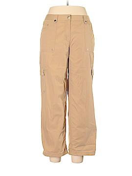 Jones New York Signature Cargo Pants Size 12