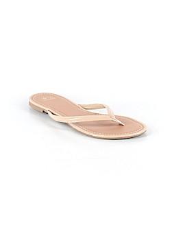 Montego Bay Club Flip Flops Size 9