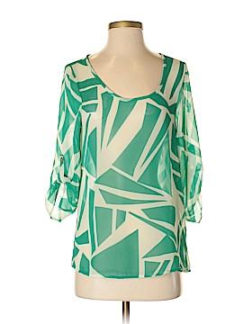 Whisper 3/4 Sleeve Blouse Size S