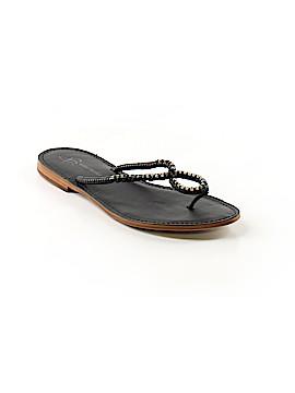 B Makowsky Flip Flops Size 10