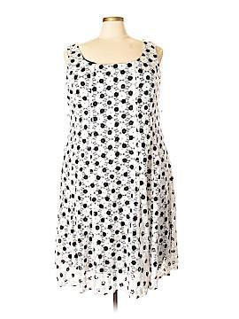 DressBarn Casual Dress Size 24 W (Plus)