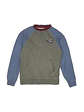 Vans Sweatshirt Size S (Youth)