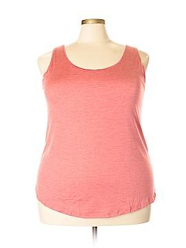 Eileen Fisher Sleeveless Silk Top Size 2X (Plus)