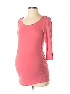H&M Mama 3/4 Sleeve T-Shirt Size M (Maternity)