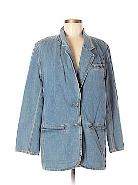 Lizwear by Liz Claiborne Denim Jacket Size 8