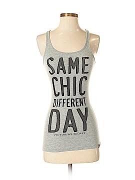 Victoria's Secret Sleeveless T-Shirt Size S (Petite)
