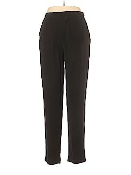Garnet Hill Silk Pants Size 10