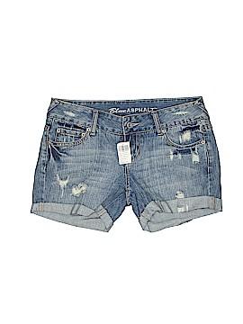Blue Asphalt Denim Shorts Size 7