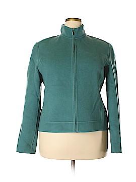 Linda Allard Ellen Tracy Wool Coat Size 18 (Plus)